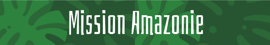 Bandeau Mission Amazonie