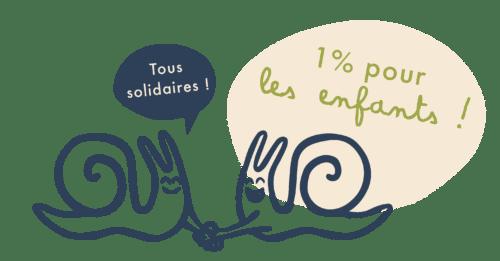 Solidarité 1% pour les enfants