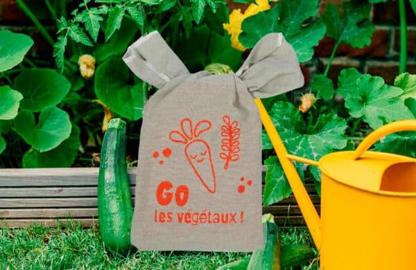 Jeu pour enfants sur les fruits et légumes du jardin