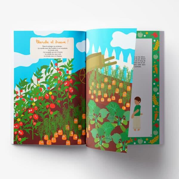 Cahier d'activités pour les enfants