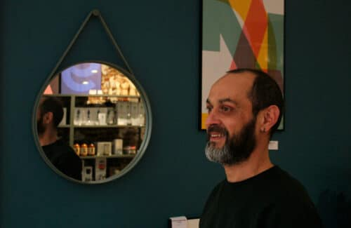 Antoine fondateur de Momentum à Lille